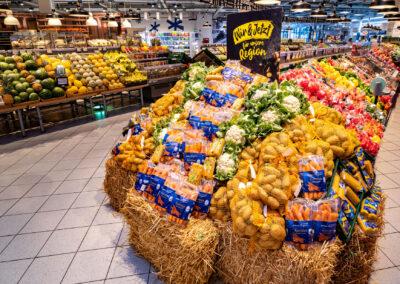 EDEKA Fanderl Berliner Straße Obst und Gemüse